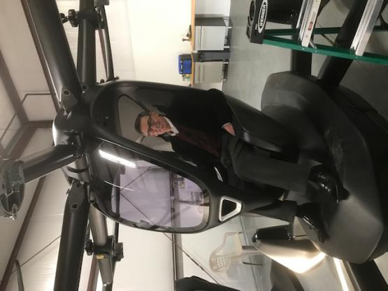 Bob Tanner of OFRN on LIFT Aircraft HEXA in Ohio